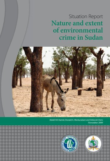 A Situation Report: Nature and Extent of Environmental Crime in ...