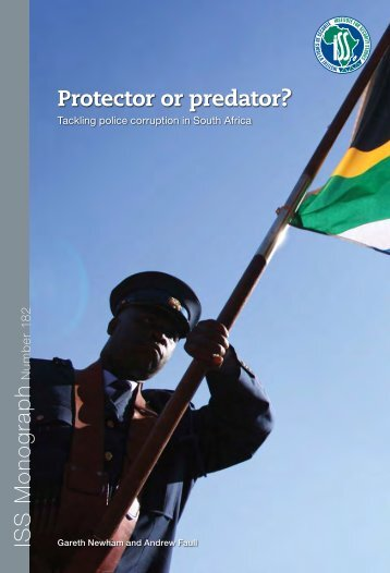Protector or predator? - Institute for Security Studies