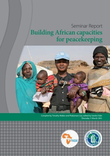 6094 ISS Peacekeeping in Africa Report.indd - Institute for Security ...