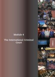 module 4 - Institute for Security Studies