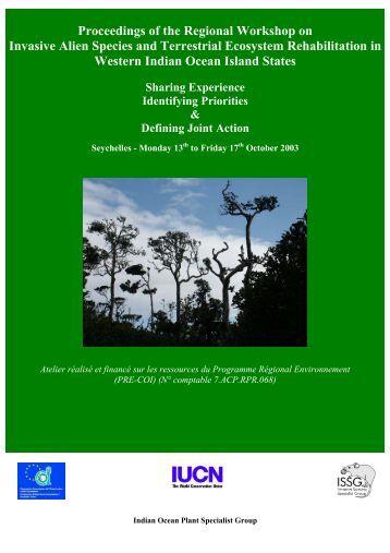 Woody Invasive Species: A Regional Assessment - IUCN Invasive ...