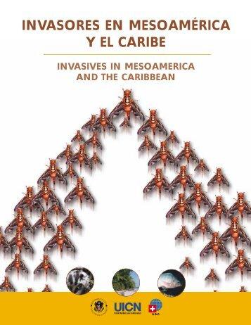 invasores en mesoamérica y el caribe invasives in mesoamerica ...