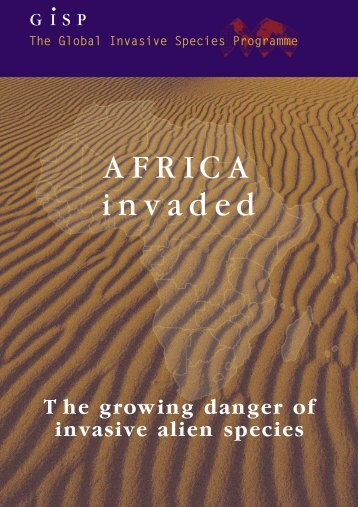 AFRICA invaded - IUCN Invasive Species Specialist Group