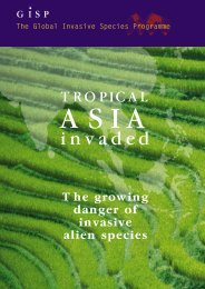 Tropical Asia Invaded - IUCN Invasive Species Specialist Group