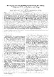 K. Springer - IUCN Invasive Species Specialist Group