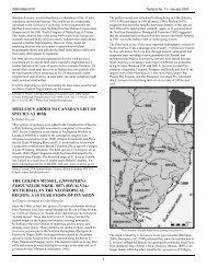 Darrigan, G. and G. Pastorino. 2003. The golden - IUCN Invasive ...