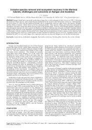 C. C. Kessler - IUCN Invasive Species Specialist Group