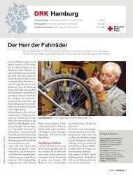 Rotkreuzmagazin 1 / 2009 - DRK Landesverband Hamburg ev