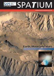 Earth, Moon and Mars - ISSI