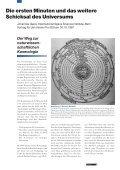 Entstehung des Universums Entstehung des Universums - ISSI - Seite 3