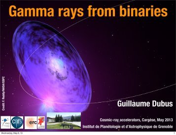 Gamma rays from binaries - ISSI