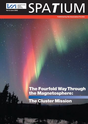The Fourfold Way Through the Magnetosphere: The Cluster Mission