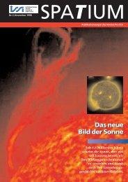 Das neue Bild der Sonne - ISSI