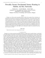 ieee transactions on mobile computing, vol. a, no