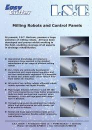 Milling Robots and Control Panels els - Ist-web.com