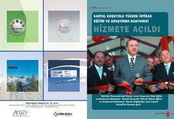 Kartal Koşuyolu Yüksek İhtisas Eğitim ve Araştırma Hastanesi ...