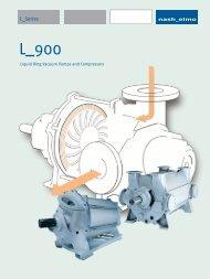 pdf/L900-liquid ring vacuum pumps and compressors