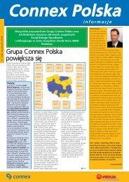 Grupa Connex Polska powiększa się - Veolia Transport