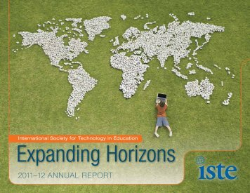 2011–12 AnnuAl RepoRt - ISTE
