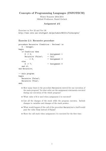 concepts of programming languages Concepts of programming languages 1st edition pdf download for free - by robert sebesta concepts of programming languages pdf,epub,azw3 free download.