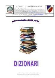 Dizionario - Istituto Tecnico
