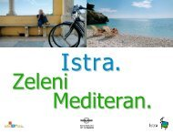 Tasteful Croatian Journeys & Croatia Concierge.com - Istra
