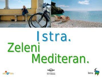 Tasteful Croatian Journeys & Croatia Concierge.com - Istra