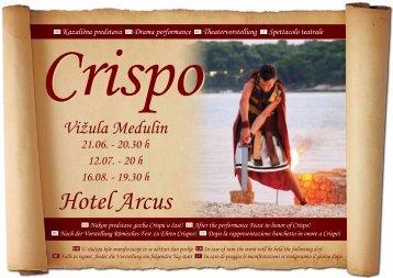 Zlatna koza - Crispo - Istra
