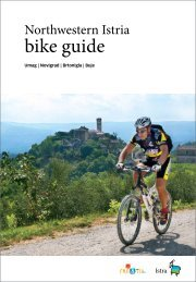 bike guide - Colours of Istria