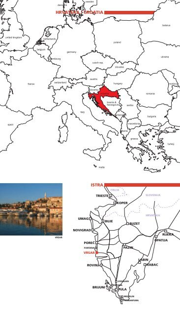 other information croatia, istria, vrsar history and culture ... - Istra