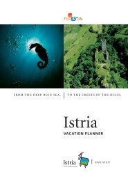 Don't miss! - Istra