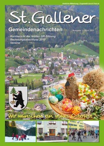 in St. Gallen - istsuper.com - Steiermark ist super