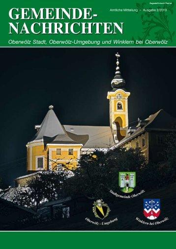 Gemeinde- nachrichten - Steiermark ist super