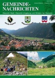 GEMEINDENACHRICHTEN - Steiermark ist super