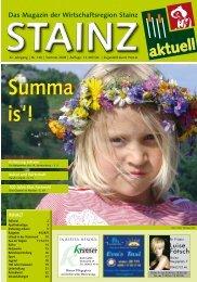 aktuell - Steiermark ist super