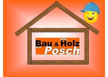 Bau & Holz Posch_Sandra Fischl & Nicole Hartmann - istsuper.com