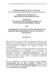 Förderrichtlinien - istsuper.com