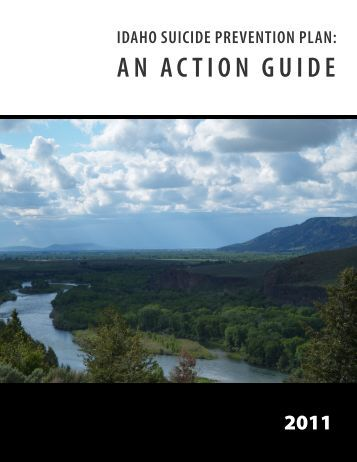 Annual Report 1 - Health and Welfare - Idaho.gov