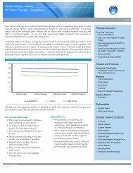 ABSTRACT - PV Price Tracker - Polysilicon 2013 - iSuppli