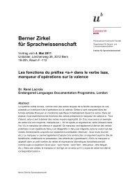 Zirkelvortrag Lacroix 4.5.2011 (pdf, 93KB) - Institut für ...