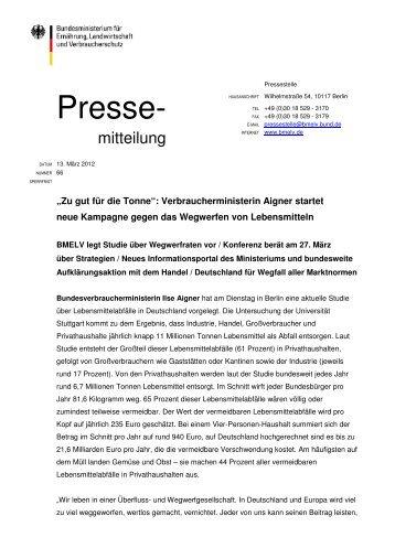 Pressemitteilung - Universität Stuttgart