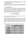 ausführlicher Auswertebericht - Institut für Siedlungswasserbau ... - Page 7