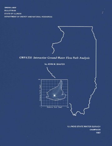 GWPATH - Illinois State Water Survey