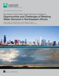 Executive Summary - Illinois State Water Survey