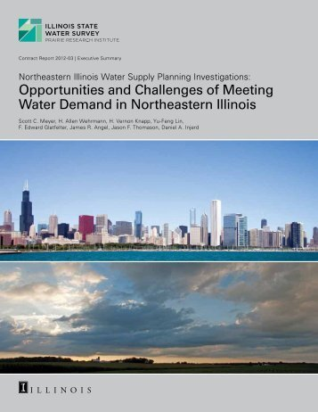Executive Summary - Illinois State Water Survey
