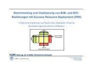 Srd-Bench-Bank - Prof. Dr. Dietram Schneider