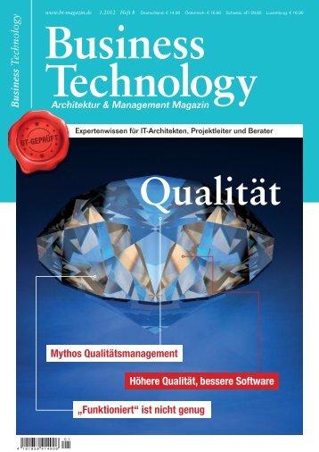 Qualität - it-agile