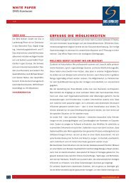 White Paper - IT-Business