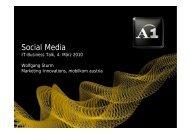 Social Media - IT-Businesstalk