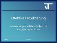 Effektive Projektierung - IT GmbH